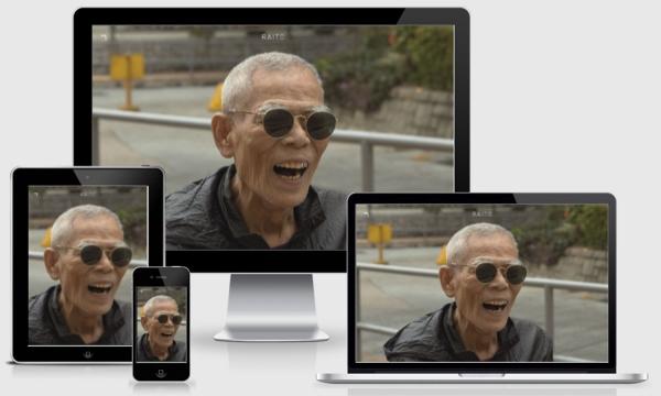 Screenshot Toko Online RAITO