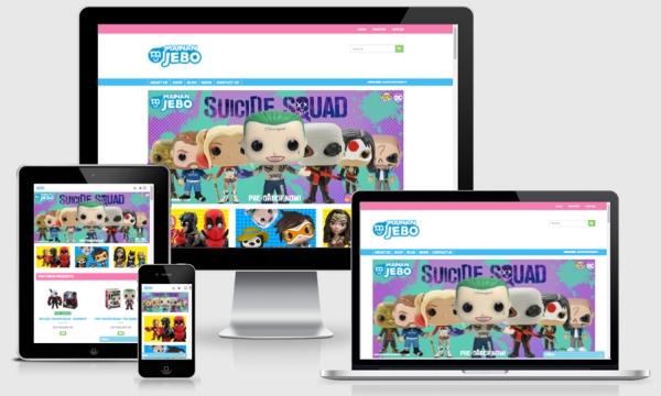 Screenshot Toko Online Mainan Jebo
